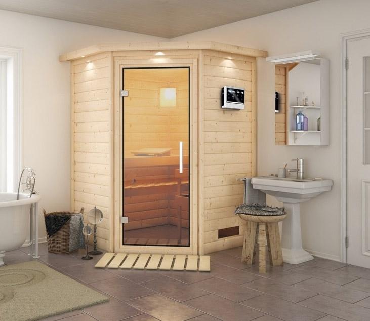 Akú saunu vybrať do domu
