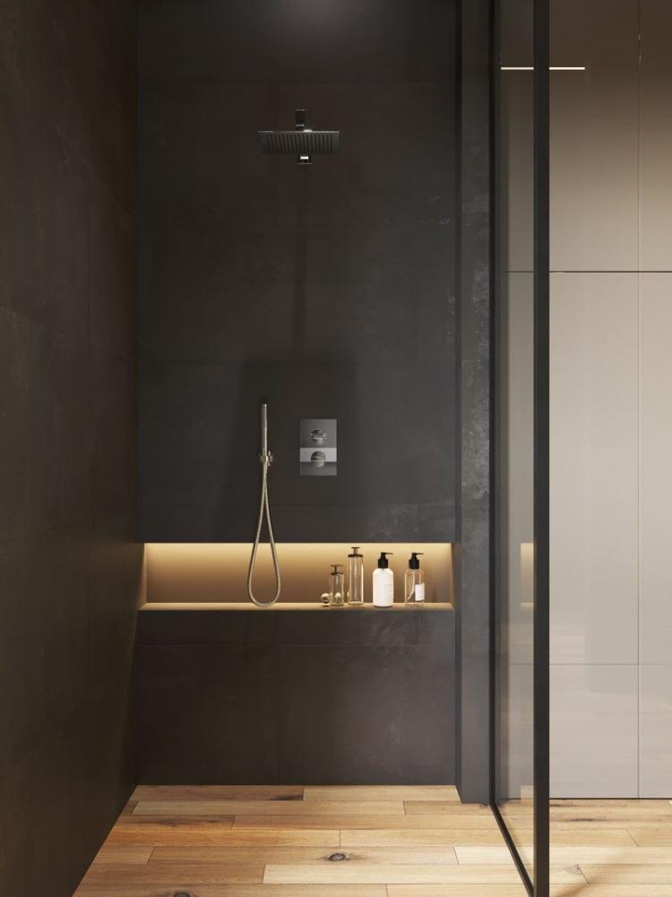 Sprchový kút bez vaničky alebo s vaničkou?